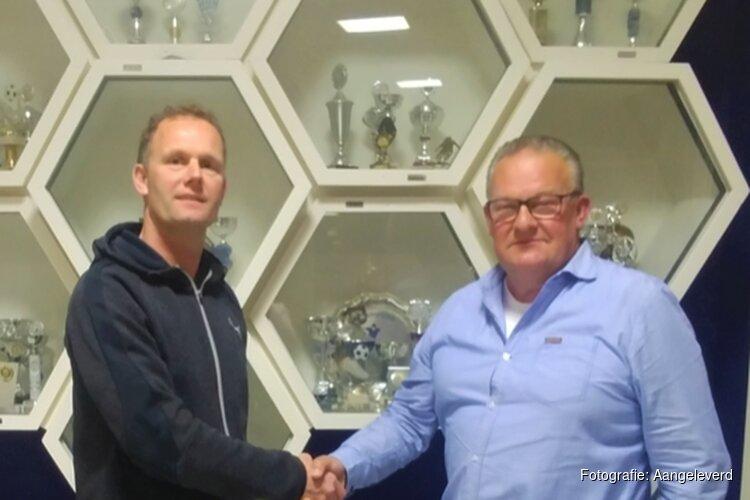 Theo Krom nieuwe hoofdtrainer KSV