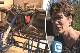 Dure duofiets gestolen in Heerhugowaard: gehandicapten zitten noodgedwongen binnen