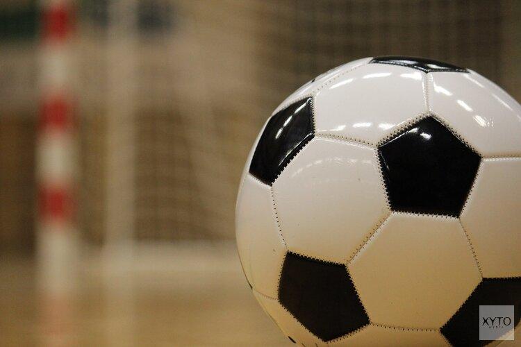 FC Marlène als nummer 4 de play-offs in