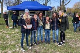 Scouting Angela is voor het derde jaar op rij 1e geworden
