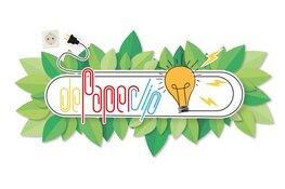 Wethouder en programmamanager komen naar het 'Wij willen ook een toekomst' Bespaar Festival bij De Paperclip