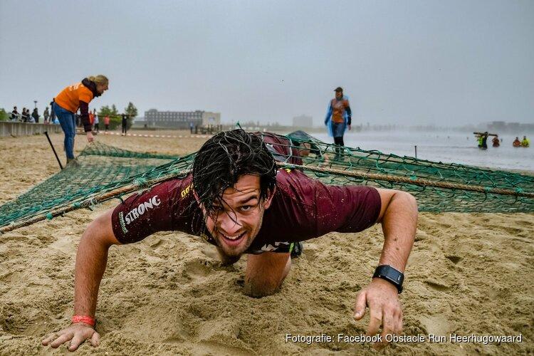 Rabobank leden kunnen extra voordelig meedoen aan de Obstacle Run Heerhugowaard!