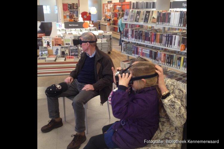 Bibliotheek on tour bij Jumbo Monique in Heerhugowaard