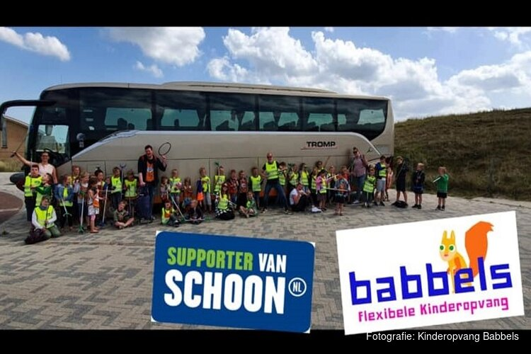 Kinderopvang Babbels redt de planeet