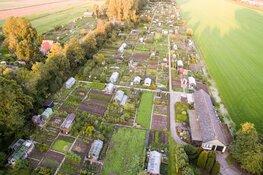 Open Plantjesdag bij 50-jarige VTV De Groene Waard