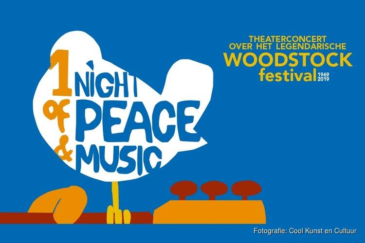 Woodstock, het muziekfestival dat geschiedenis schreef