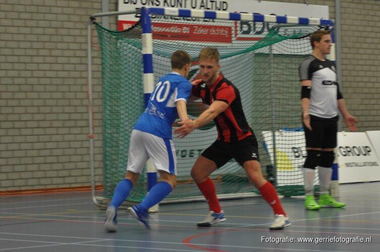 Doelpunt in extremis nekt reserves FC Marlène