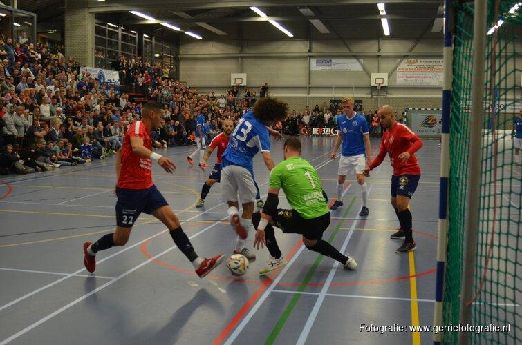 FC Marlène op achterstand in finale