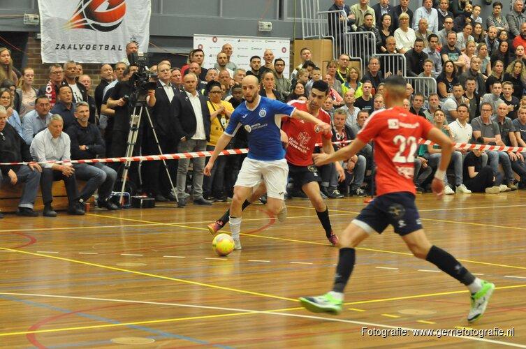 FC Marlène met lege handen na zinderend slot