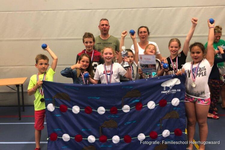 Familieschool Heerhugowaard naar finale schoolzwemkampioenschappen