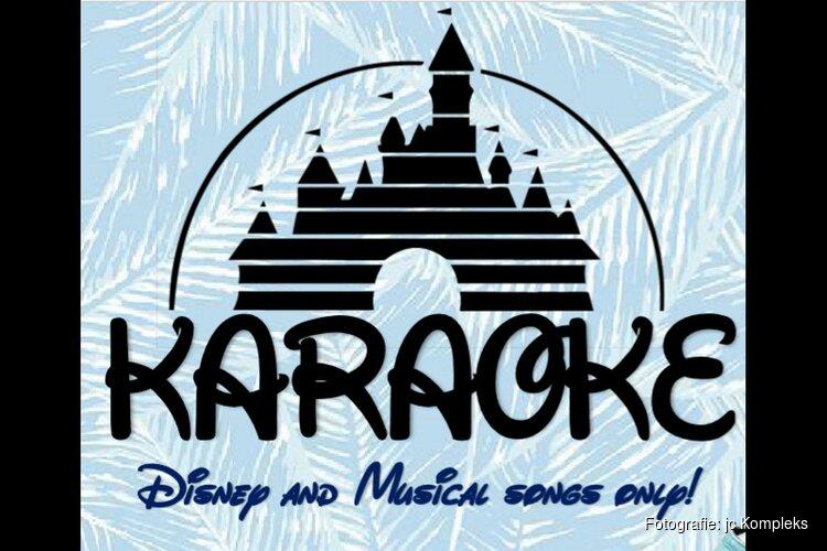 Disney Karaoke bij Kompleks