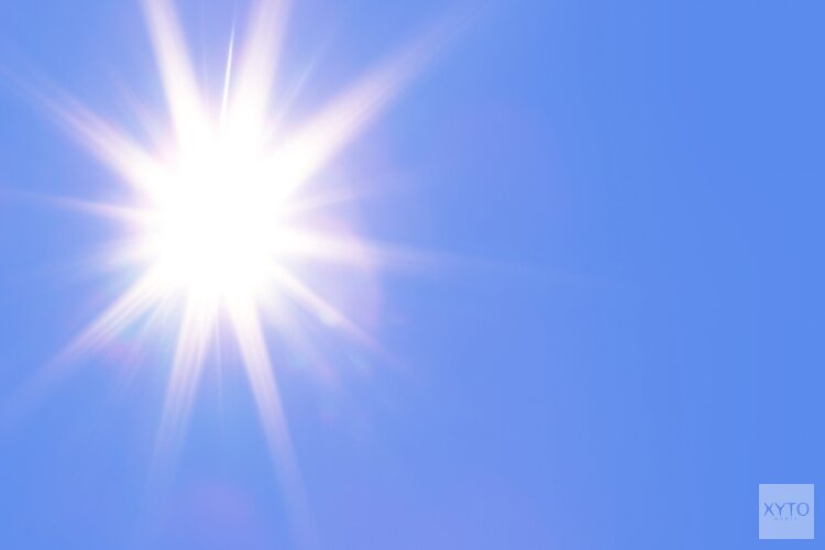 Zomers weekend in aantocht: ''Het kan wel 27 graden worden''