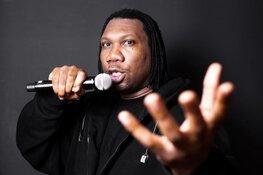 Master of hiphop KRS-One op 8 juni naar Podium Victorie