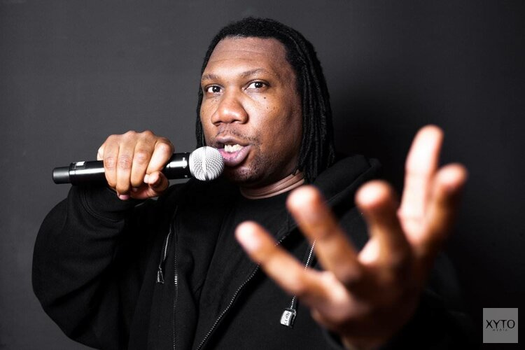 Master of hiphop KRS-One op 8 juni naar Podium Victorie