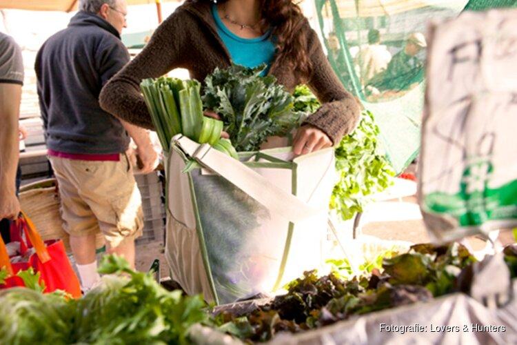 Biologische boerenmarkt Geestmerambacht op zat. 15 juni