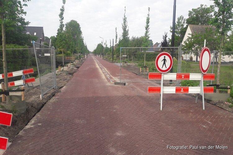 Middenweg-Zuid eind juni weer open