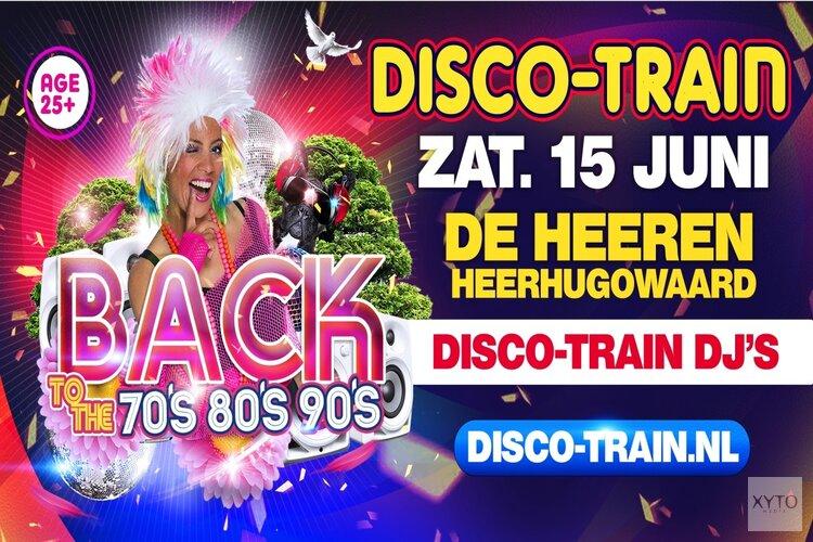 Stap op de Disco Train in De Heeren