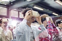 VR Bioscoop in de bibliotheek De Noord
