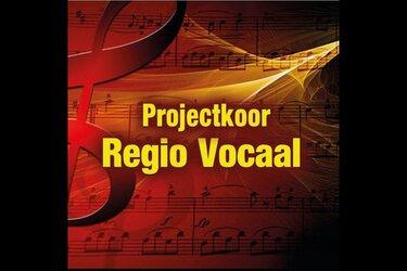 Voorbereidingen Projectkoor 'Regio Vocaal' in volle gang.