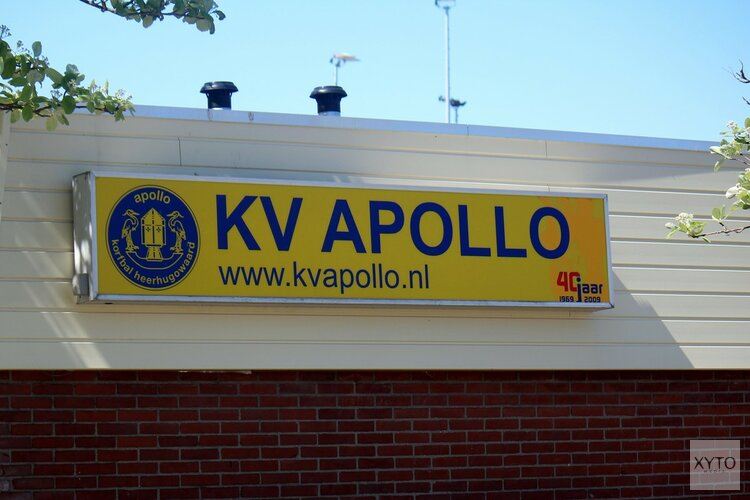Korfbalvereniging Apollo bestaat 50 jaar