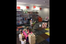Pop-Up Store Huygens College geopend