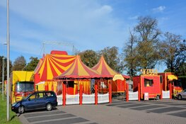Nationaal Familie Circus Barani komt naar Heerhugowaard