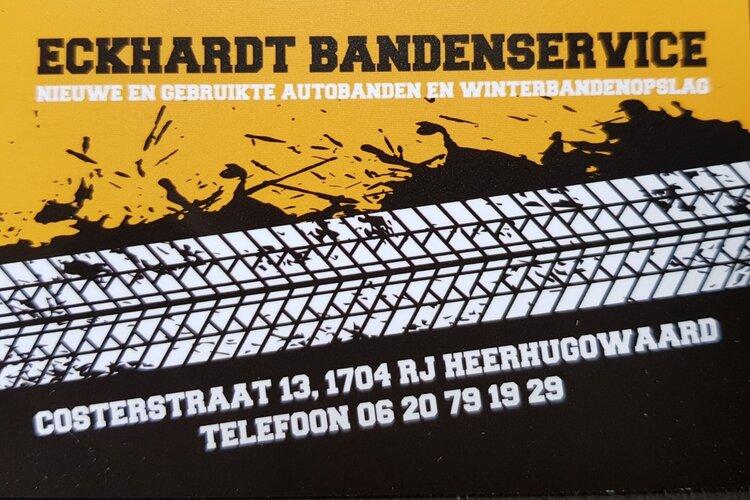 Bij Eckhardt Bandenservice bent u aan het juiste adres