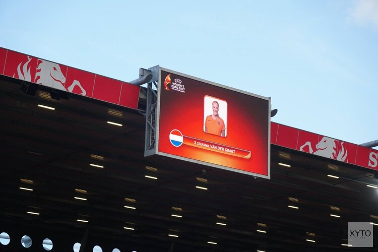 Zomertoer: Oranje Leeuwinnen op groot scherm en pendelbussen