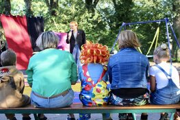 Clowns & Krachtpatsers: Circusdag op Expertisecluster Nexus