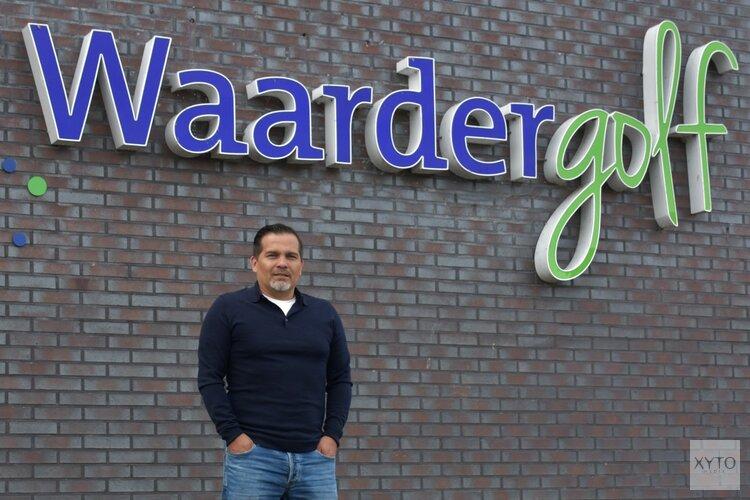 Carlo van der Waals blijft ook als hoofdtrainer gewoon zichzelf