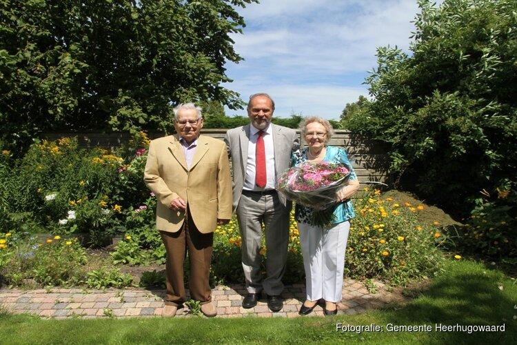 Echtpaar Beers-Burger 65 jaar getrouwd