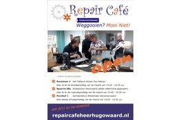 Repair Café Heerhugowaard weer open