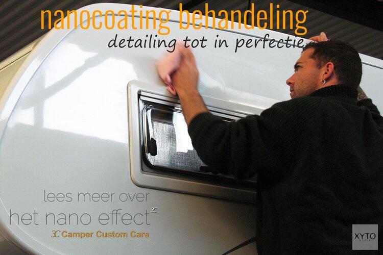 3C Camper Custom Care nanocoating behandeling… waarom duurt het zolang?