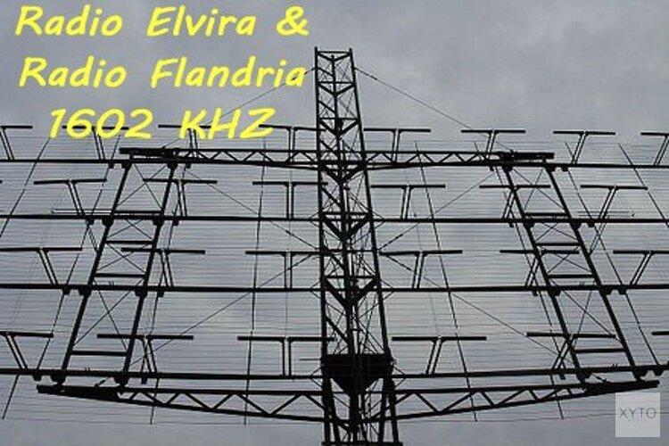 Pilot uitzending Radio Elvira op de middengolf 1602 Kilohertz