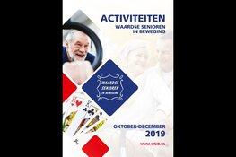 Waardse Senioren in Beweging: 3 maanden boordevol activiteiten