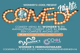 Comedy night @Wonder's & Cool