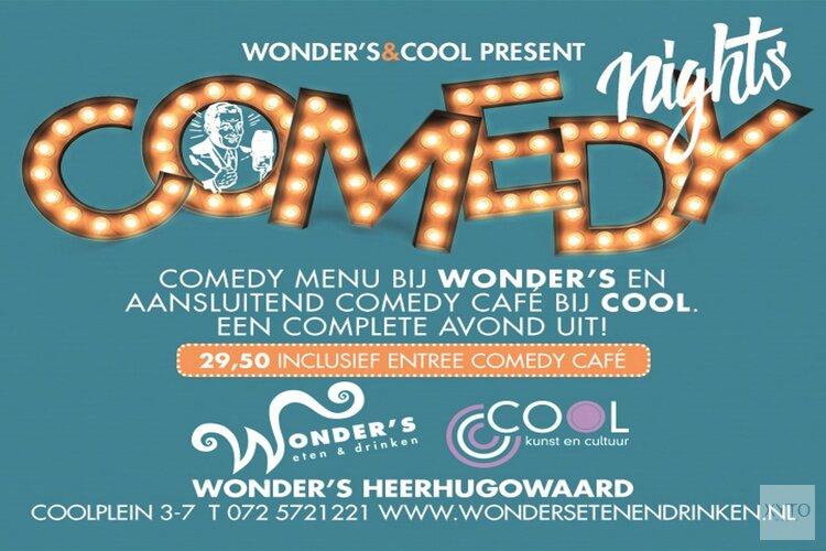 Comedy night @Wonder's & Cool