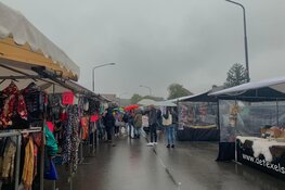 Regenachtige 41e jaarmarkt