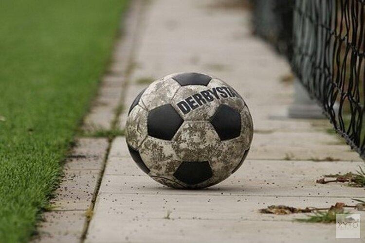 Magere zondag voor Heerhugowaardse voetbalteams