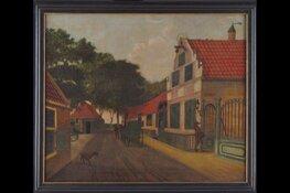 Over de restauratie van schilderijen van het hoogheemraadschap