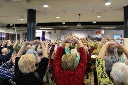Feestelijke opening Waardse Senioren in Beweging