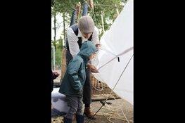 Expertisecluster Nexus reist mee met de Kinderboekenweek in een luchtballon