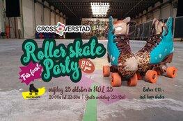 CrossOverStad; overdekt Urban Sports Festival tijdens herfstvakantie in HAL 25