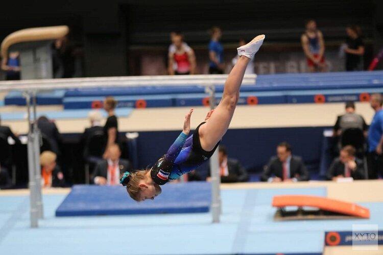Thalissa Wijkstra drievoudig Nederlands Kampioen springen