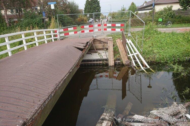 Tijdelijke oplossing brug Oostertocht