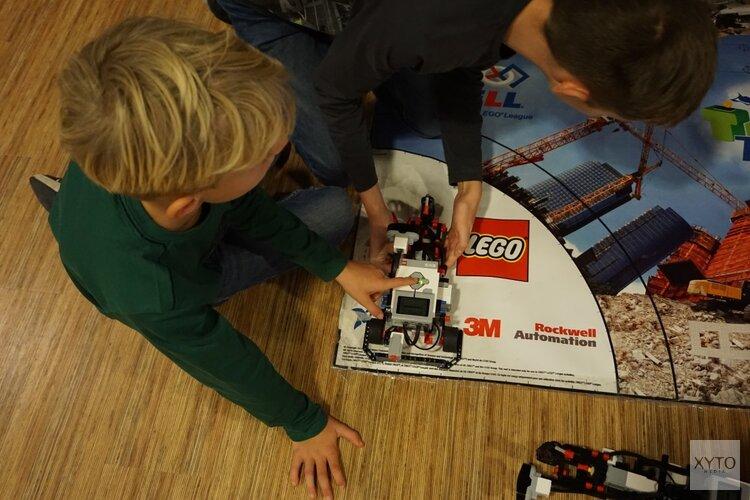 Legomiddag in de bieb 22 oktober