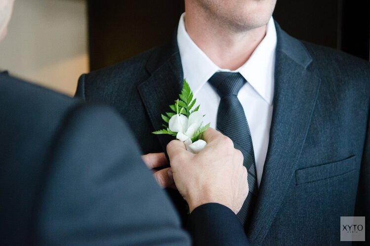 Mannen verenigt u,.. een trouwbeurs is leuker dan je denkt