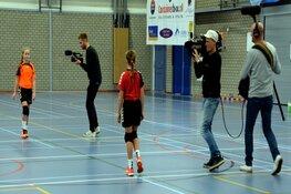 Volle bak bij jeugdhandbal door opnames Zappsport