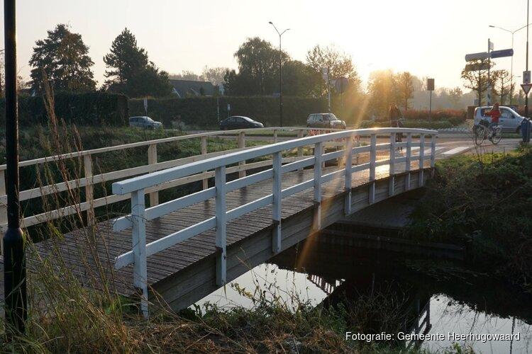 Noodbrug Rustenburgerweg geopend