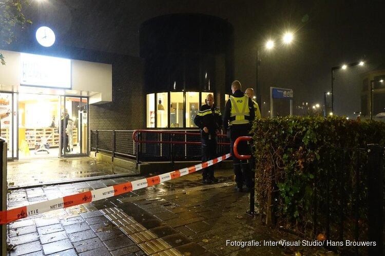 Getuigen gezocht van overval op Kiosk